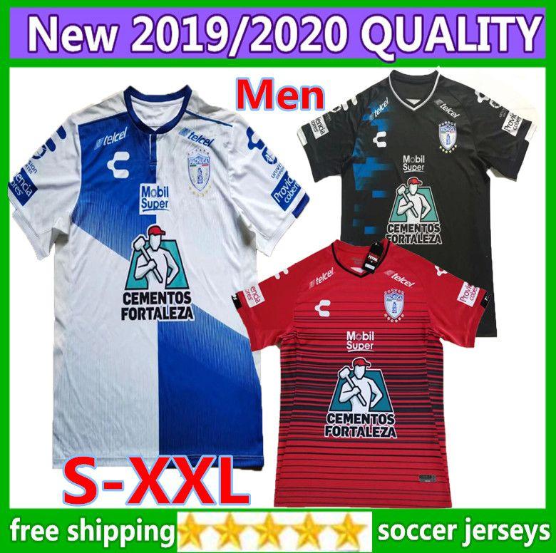 8117d8ad94a Size S-XXL 2018 2019 Manga Liga LIGA MX Mexico Club Pachuca Necaxa Soccer  Jersey 18 19 MANII GARCIA JARA KSK Pachuca Football Shirts Pachuca Soccer  Jersey ...