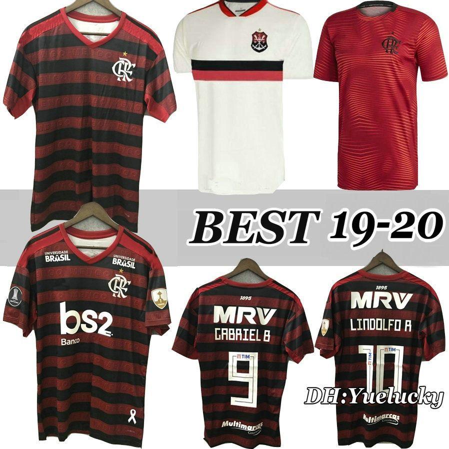 8f33bec574f 2019 GABRIEL B 19 20 Flamengo Jersey 2019 2020 Flemish GUERRERO DIEGO  VINICIUS JR Soccer Jerseys Flamengo Sports Football Man Woman Shirt From  Yuelucky