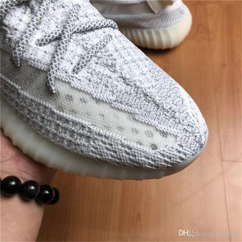 208c94c44 2019 2018 Newest Authentic Originals Sply 350 V2 Static Kanye West Running  Shoes Sneakers For Men Women EF2905 3M Reflective With Original Box From  Shopcjy