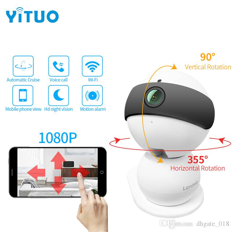 Snowman IP Camera WiFi Wireless Mini HD 1080P 720P Security Camera Baby  Monitor & PTZ Surveillance Camera Motion Detection