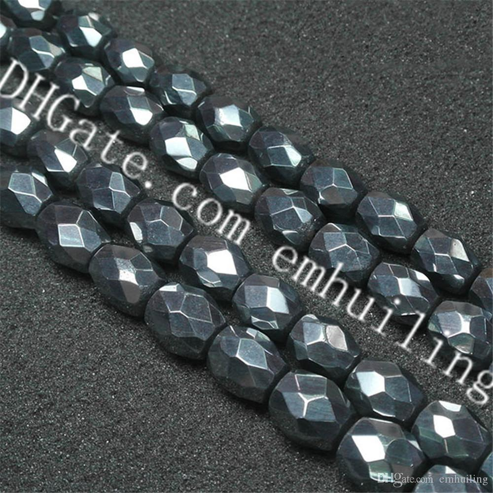 Helpful Faceted Natural Stone Synthesis Smoky Quartzs Beads 4 6 8 10 12 Mm Pick Size For Jewelry Making Diy Bracelet Necklace Material Beads