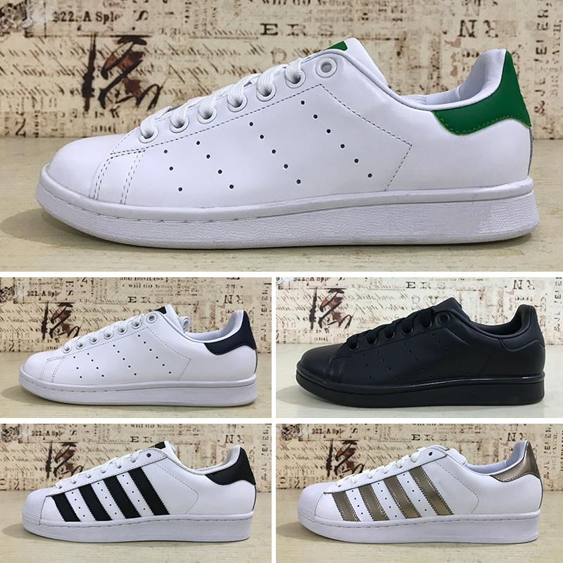 adidas superstar junior noir et or