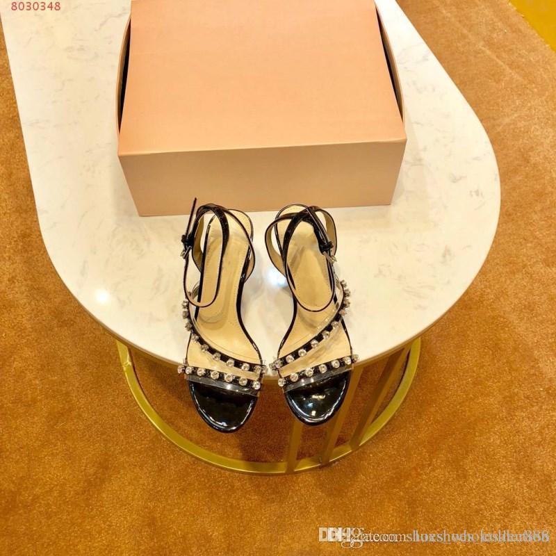 69688f9e Primavera verano, nuevos zapatos informales de trabajo pesado para crear  sandalias de tacón alto para mujeres delicadas y modernas