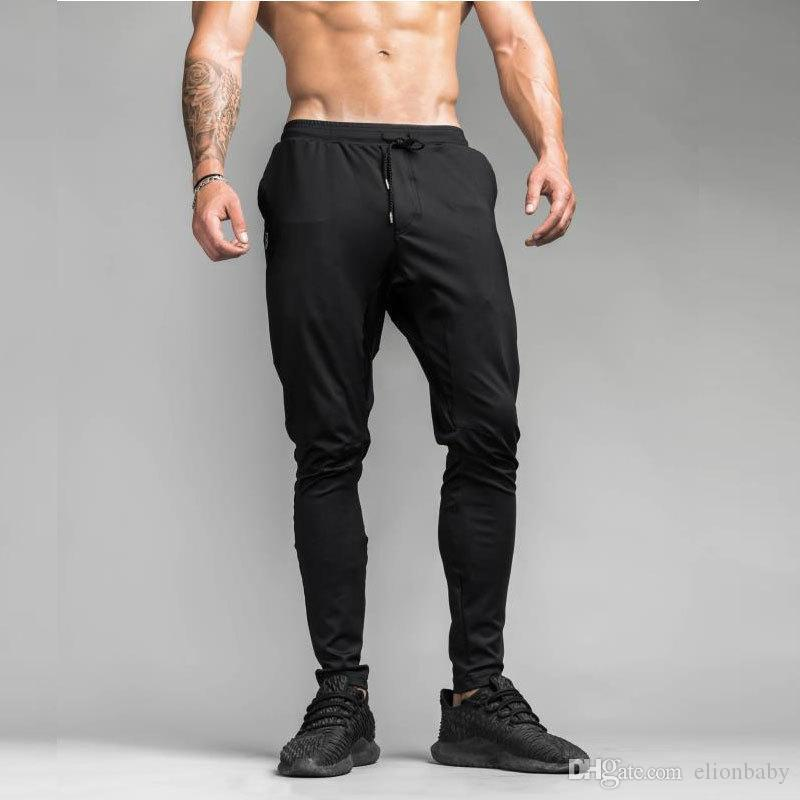 8c0323106db0a Autumn casual pants mens leisure time trousers cotton fashion britches  joggers for men from elionbaby jpg