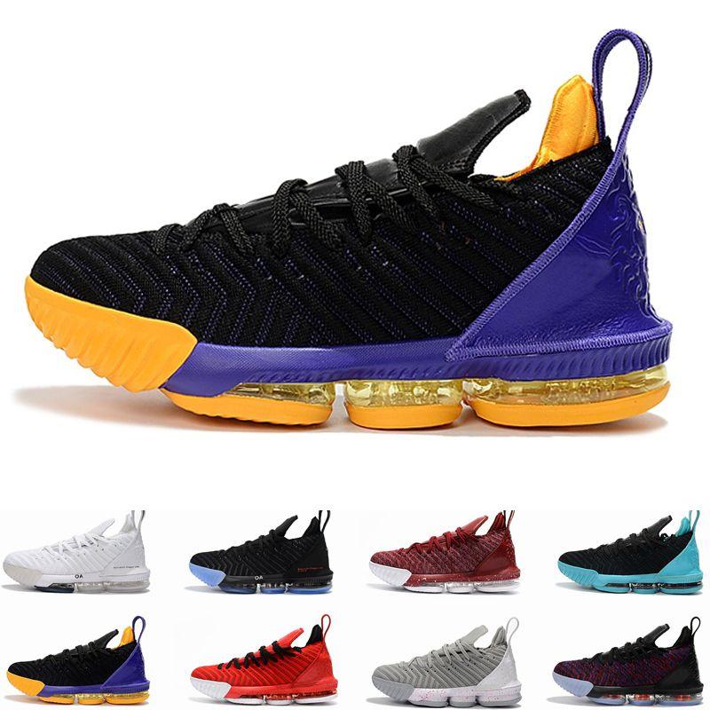 the best attitude cd8e5 6b662 2019 Promise King Court Purple 1 THRU 5 CNY 16 Hombres Zapatos De  Baloncesto 16s Rainbow Black Blanco Para Hombre Zapatillas Deportivas  Diseñador Sneakers ...