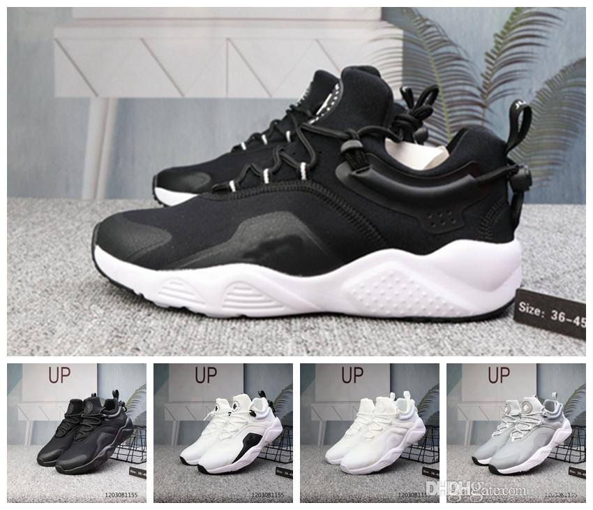 ebac59d4ed48 Huarache 8 Ultra Casual Shoes Men Women Top Quality White Black Huarache  Move Trainer Sneakers Huaraches Jogging Outdoors Designer Shoe Naot Shoes  High Heel ...