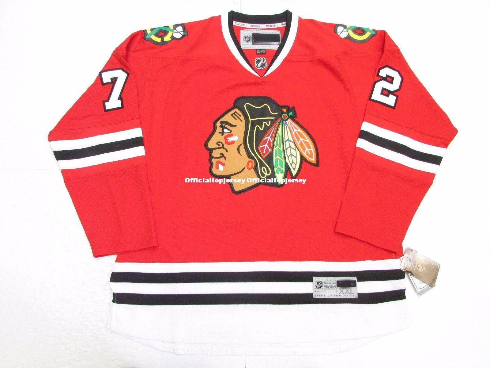 e415986c 2019 Cheap Custom ARTEMI PANARIN CHICAGO BLACKHAWKS HOME PREMIER 7185  HOCKEY JERSEY Stitch Add Any Number Any Name Mens Hockey Jersey GOALIE CUT  From ...