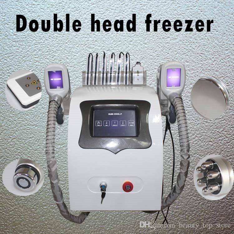 2019 Innovative 2 Cryo Handles New Fat Freezing Liposuction machine body  fat freeze machine Fat Loss Fast