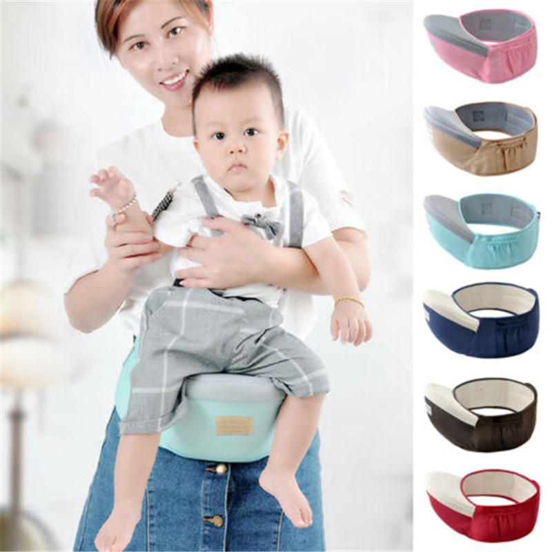 Hot Baby Carrier Waist Bench Stool Walkers Travel Boy Girl Kids Sling Holder Belt Backpack Infant Hip Seat 2019