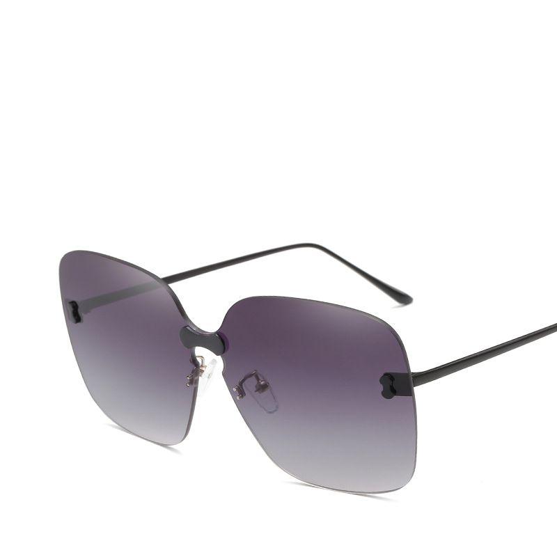 5431fa5720b88 2019 Popular Square Sunglasses Big Size Retro UV Protection Glasses Good  Quality Men Women Shade Eyewear Fashion Brand Shield Sunglasses Cheap  Prescription ...