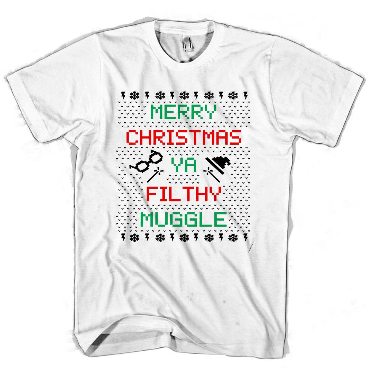 85419fdd Filthy Muggle Ugly Christmas T Shirt Cool Xxxtentacion Marcus And Martinus  Tshirt Discout Hot New Top T Shirt Cotton T Shirt Create T Shirts From  Tenlookcup ...