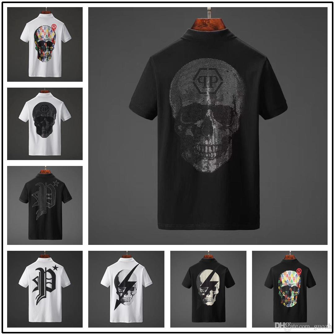 0e60ed32e761 18ss T Shirt Men 2018 Fashion Men S Hooded Stitching Design Tops Tee ...