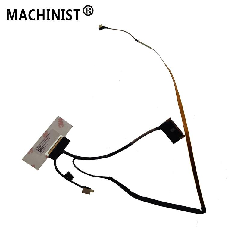 Video screen Flex wire For Lenovo ThinkPad yoga 720-15 720-15 IKB CIZY5  laptop LCD LED LVDS Display Ribbon cable DC02C00F800