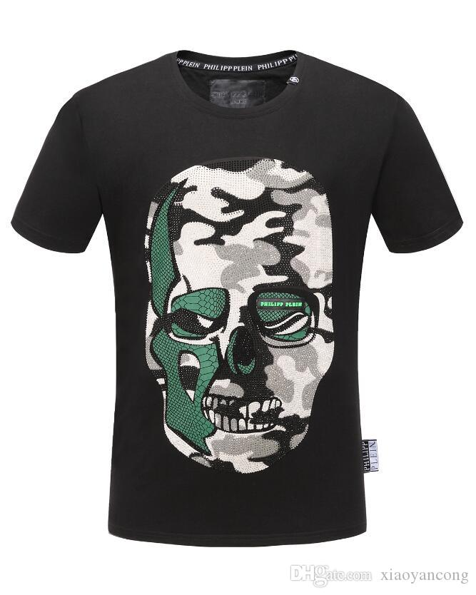 c78e0b11a9bd 2019 Print Men T Shirt Fashion Medusa Tshirts Summer Short Sleeve Casual  Tops Luxury Brand Mens Designer T Shirts  2901 The T Shirt T Shirts Designer  From ...