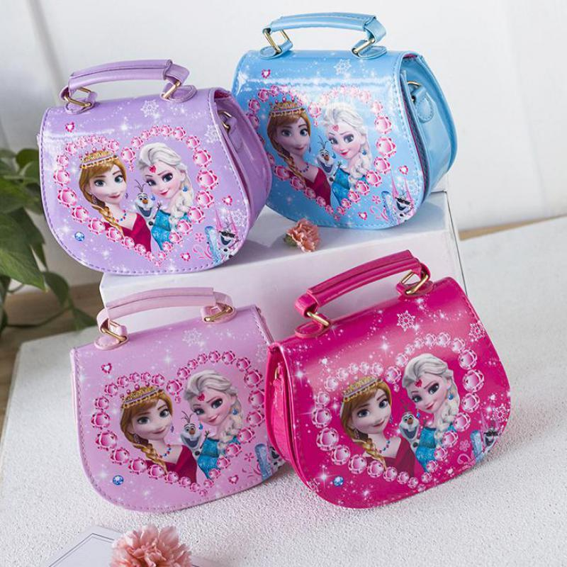 bb3d1b5f9a1 Fashion Pu Girls Bags Handbag Girls Accessories Kids Handbags Children  Party Princess Messenger Bag For A05 Beg Backpack Cool Backpack Companies  From ...