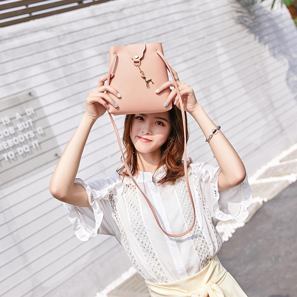 Cheap Woemn Fashion Cover Patchwork Crossbody Bag Shoulder Bag Phone Coin Bag Rattan Handbags MAY23