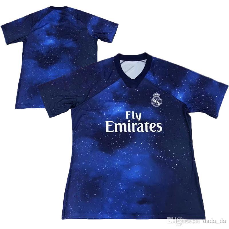 324795365 2018-2019 Football Shirt 7 Ronaldo 8 Kroos 9 Benzema 10 Modric 11 Bale 12  Marcelo 20 Asensio 22 Isco Real Madrid Jerseys Ronaldo Modric Madrid Jerseys  ...