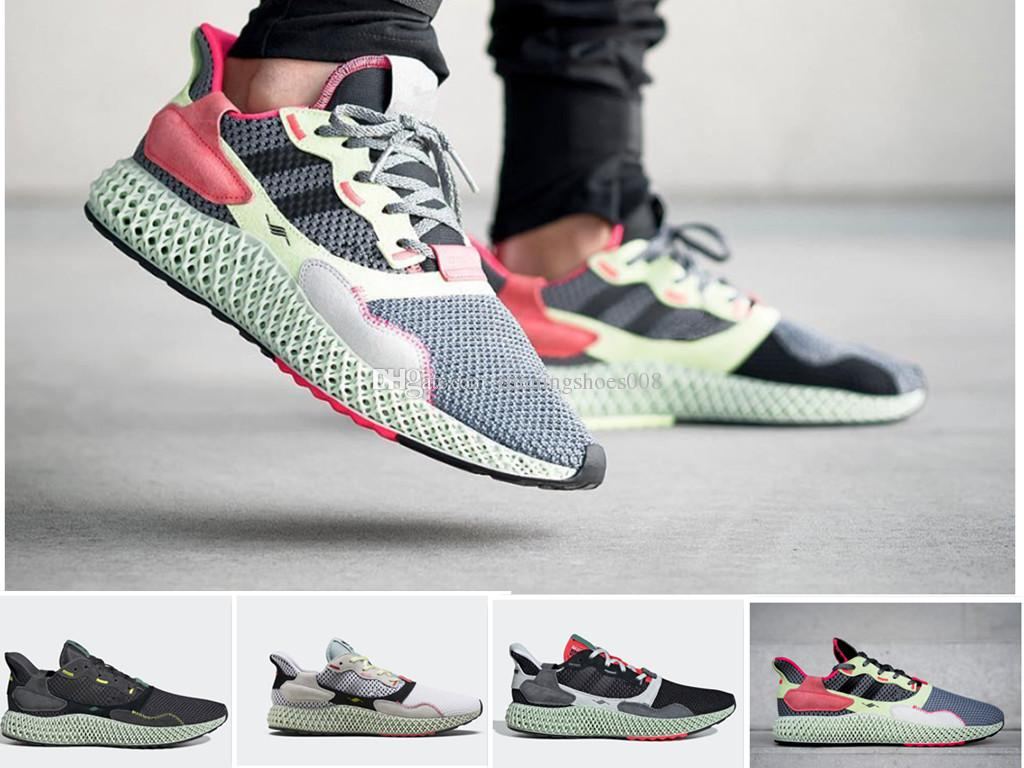 adidas zx 4000 rouge