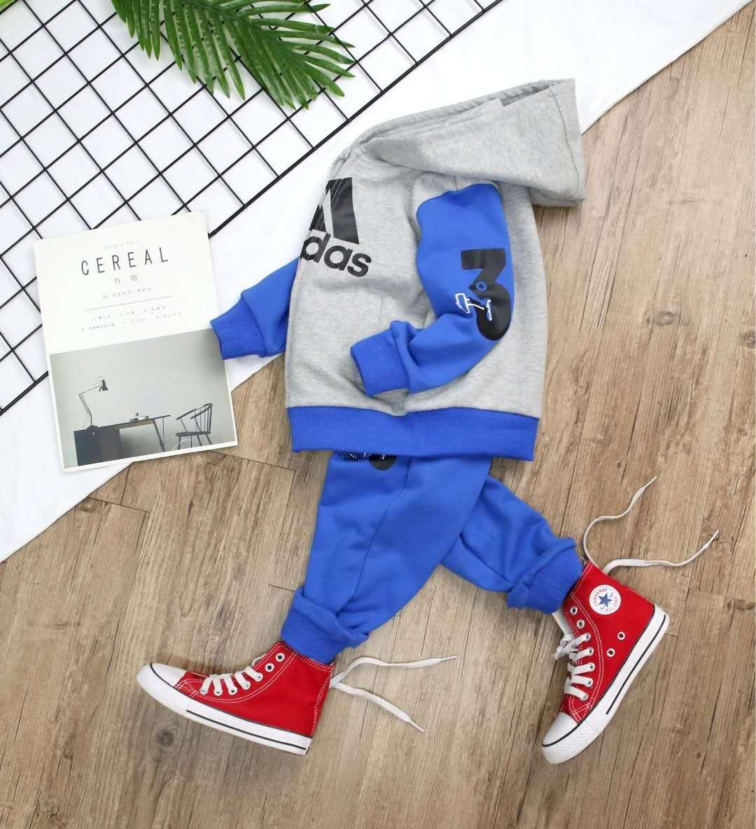 Kids Designer Clothing Sets 2019 Luxury Unisex Sport Style Tracksuit Two Pieces Babys Fashion Print Letter Casual Boys Girls Clothes