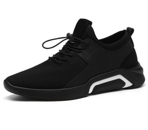 2019 new Korean version of the British men's casual shoes with men's fashion shoes trend student