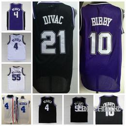 bc77f2b8a Sacramento 10 Bibby Jersey Men Rev 30 Fashion 55 Jason Mike Williams ...