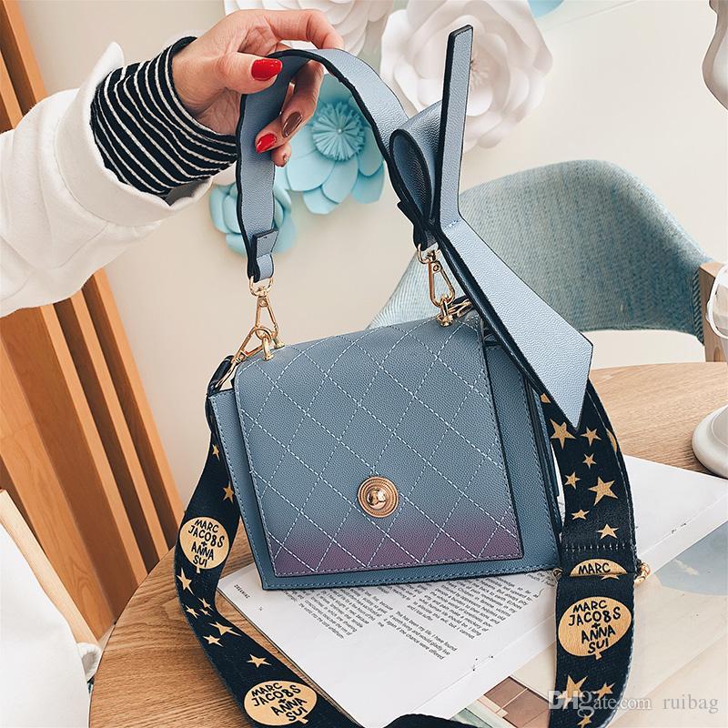 19fbe938e5c Fashion Lady Messenger Bag Leather Bags Handbags Letter Messenger ...