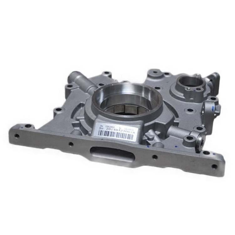 Foton Cummins Engine Parts ISF3 8 engine oil pump assembly 5302892F, Cummins