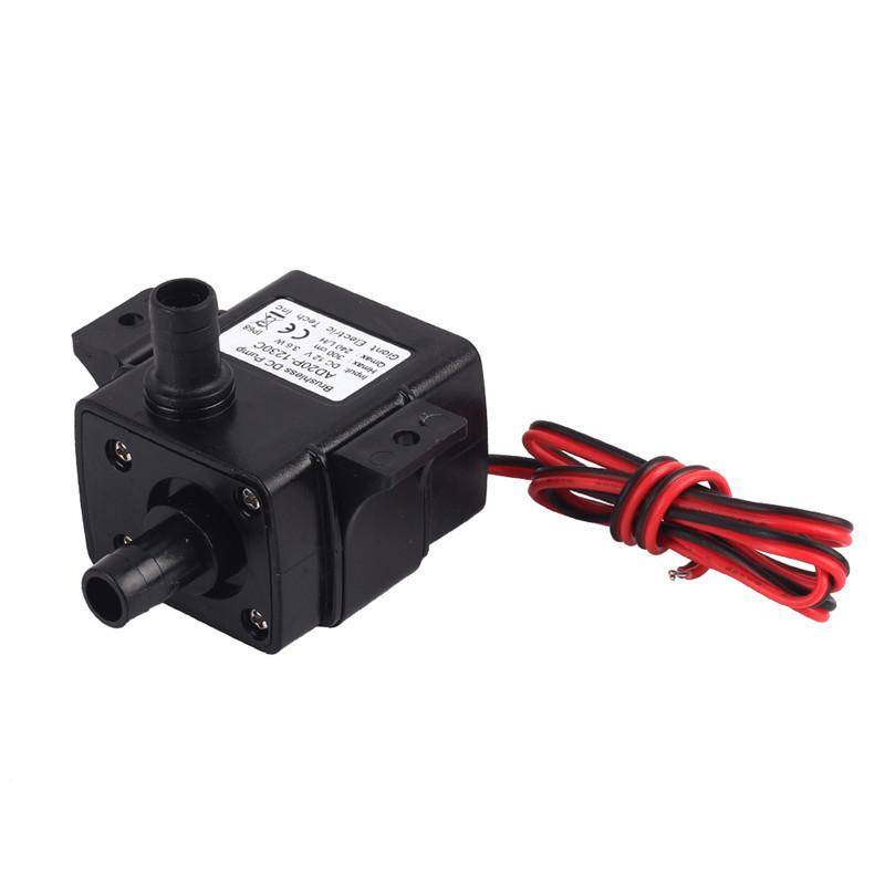 Pumps (water) Pet Supplies Dc 12v Brushless Water Pumps For Garden/fountain/waterfall Amphibious Low Noise