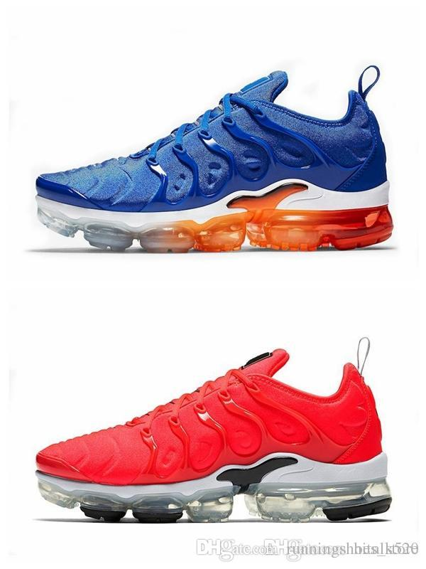 purchase cheap c2439 c8d50 ... max x ultimas zapatillas 91c01 274e8  uk compre nike air vapormax tn  plus 2019 tn plus air shoes game royal orange ee