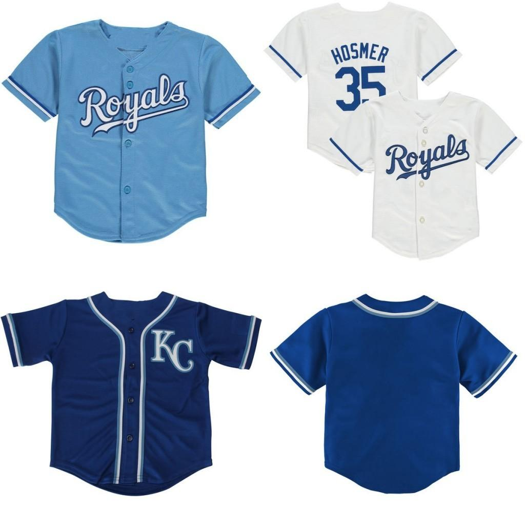 c8b7e7a8 2019 Infant Toddler Baby Bo Jackson Whit Merrifield George Brett Salvador  Perez Alex Gordon Bret Saberhagen City Royals Jersey Stitched From  Trade_2018, ...