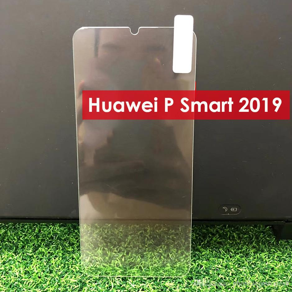 Huawei MATE 20 PRO MATE20 lite P smart 2019 Honor 10 Lite Y3 Y5 Y6 Y6 Prime  Y7 PRO Y9 2018 2 5D Tempered Glass Phone Screen Protector