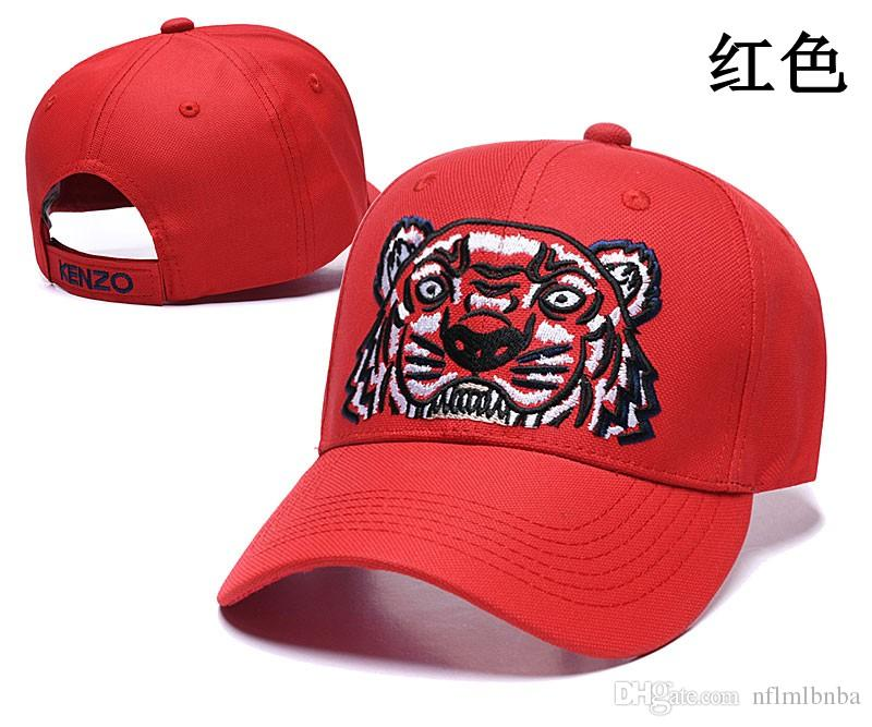 95a5ca56 2019 New Design Dad Cap Cotton Top Grade Golf Caps Tiger Embroidery ...