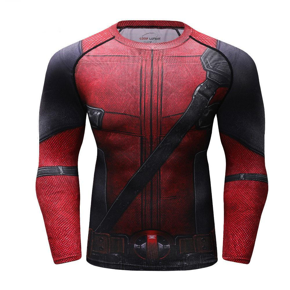 3a753fd2 Fun Deadpool Shirt Tee 3d Printed T Shirts Men Fitness G Ym Clothing Male  Tops Funny T Shirt Man Deadpool Costume Display One Day Shirts Themed Shirts  From ...