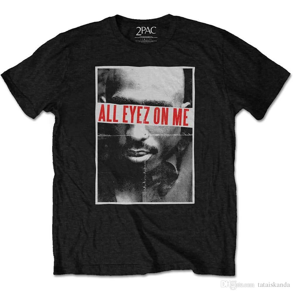 Tupac All Eyes On Me Hip Hop Rap Music Official 2pac Shakur Mens