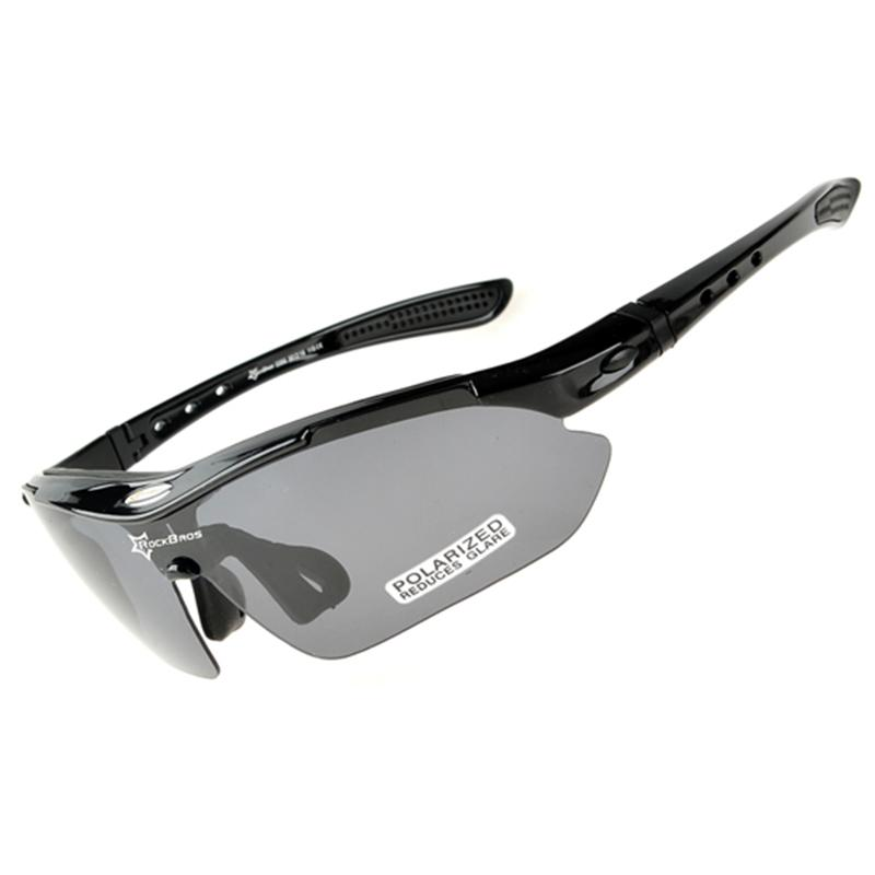7525beec2a ROCKBROS Polarized Sports Men Sunglasses Road Cycling Glasses ...