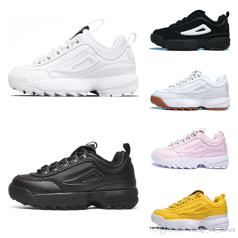 Diseñador Marca 2019 Compre Para De Zapatos Moda Lujo Fila BrCodeQxW