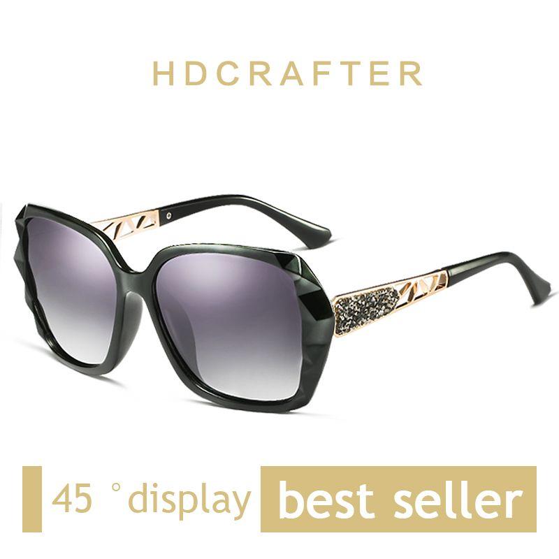 0a326a2ee1c Fashion Polarized Sunglasses Women Brand Designer Vintage Sunglasses Female  Luxury Sun Glasses Eyewear UV400 Gafas De Sol Mujer Designer Sunglasses ...