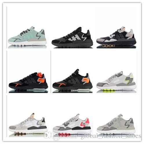 brand new 48c34 31fc5 Adidas ZX500 RM Nite Jogger Boost BD7867 2018 Nuevo ZX 500 RM Goku Men 500  Zapatillas ZX500 OG The Dragon Ball Z Gris Jogging Zapatos Con Caja Por ...