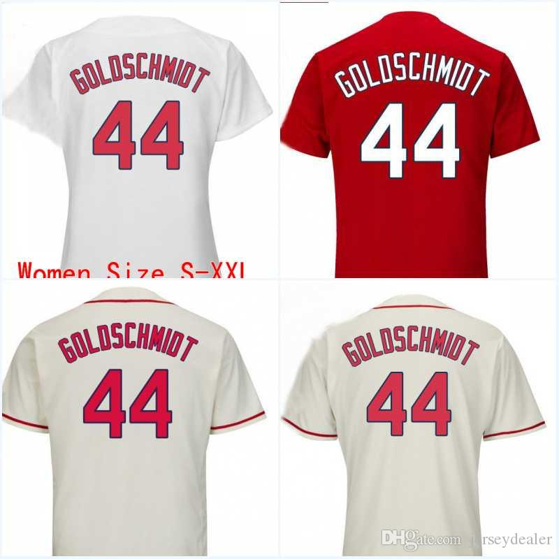 50cfbc34e where can i buy 2018 mens 44 paul goldschmidt jersey new transfer women  youth high quality