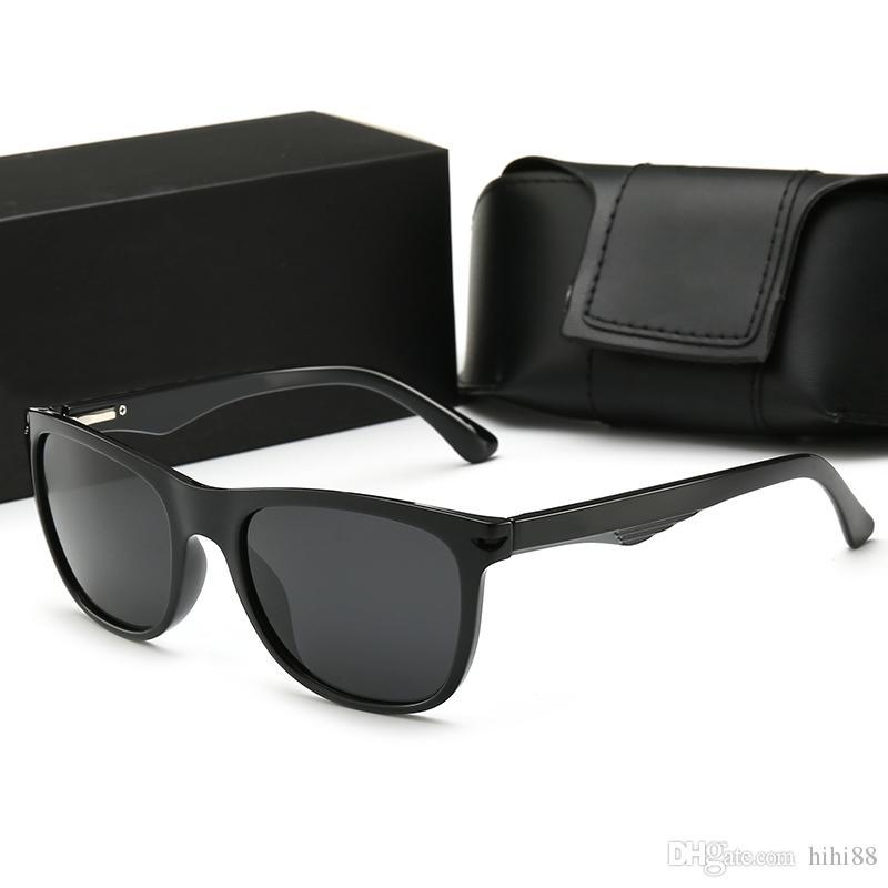 2c452a60b7 Compre Police 88102 Gafas De Sol De Lujo Con Montura Ovalada Con Diseño  Popular Acetato Negro Popular Con Protección UV Sunglasse Estilo De Moda De  Verano ...