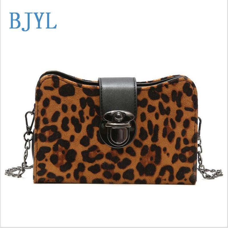 Fashion Plush Leopard Print Shoulder Crossbody Bags Women Bag Designer  Handbags High Quality Chain Ladies Women Messenger Bag Womens Bags  Wholesale Bags ... 510daf2d20fb