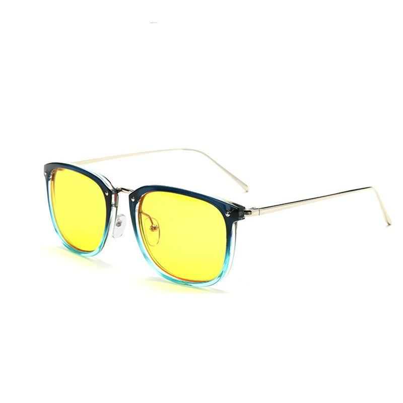 82def952f17 2019 Computer Glasses For Women Men Yellow Lens To Protect Your Eyes  Fashion Design Light Weight H8111WD From Taihangshan