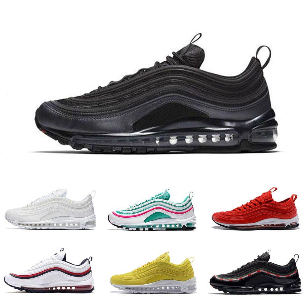 9459db918 Cheap 97 97s Running Shoes South Beach Japan Silver Bullet ...