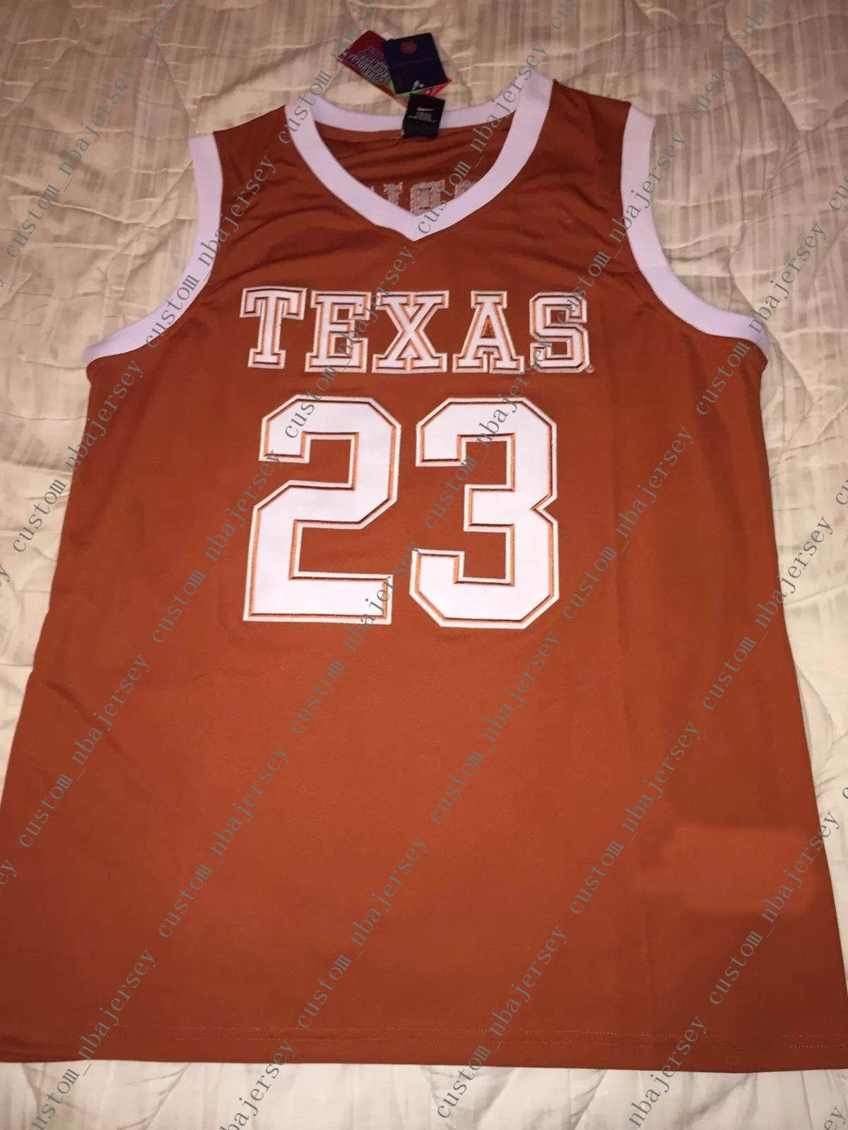 a3c91e961 2019 Cheap Custom Vintage Lamarcus Aldridge Texas Longhorns NCAA Basketball  Jersey Stitch Customize Any Number Name MEN WOMEN YOUTH XS 5XL From ...