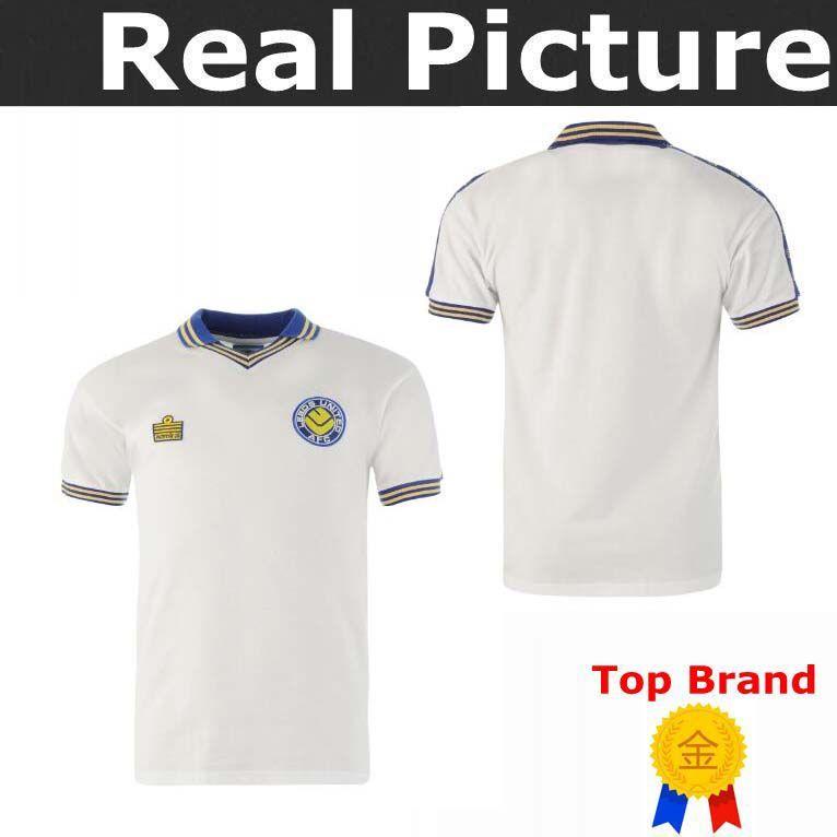 1187763c 2019 Leeds United 1978 Admiral Retro Football Shirt Keith PARKINSON Brian  GREENHOFF HOME Soccer Jersey From Euoka1, $16.4 | DHgate.Com