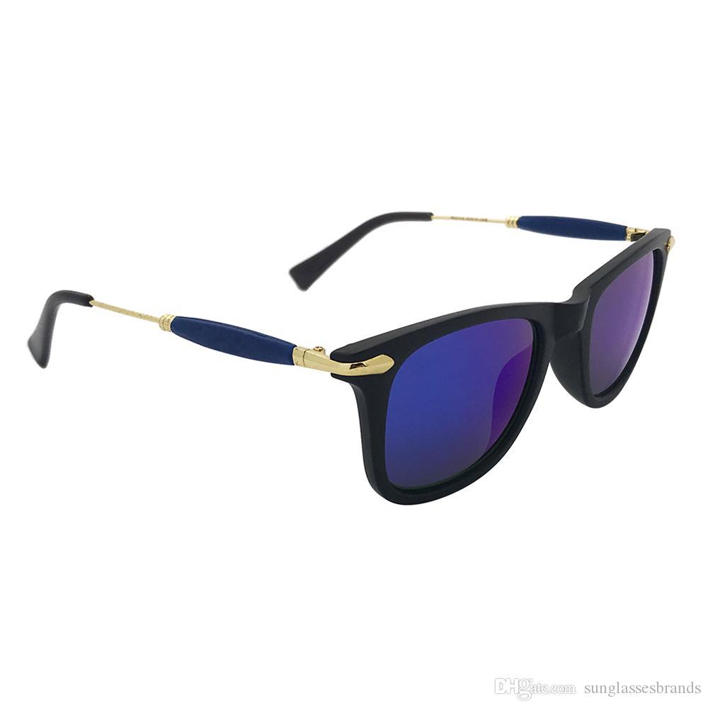 54cbed0e628 KUPNEPO Women Luxury Brand Design Sunglasses Way Classic Farer Black ...