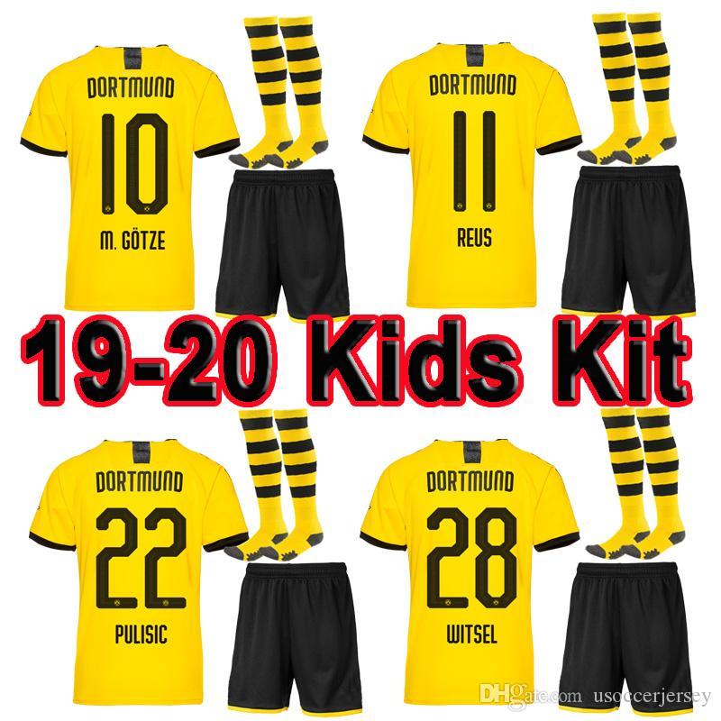 best service fca3a 166f7 Borussia dortmund font 2019