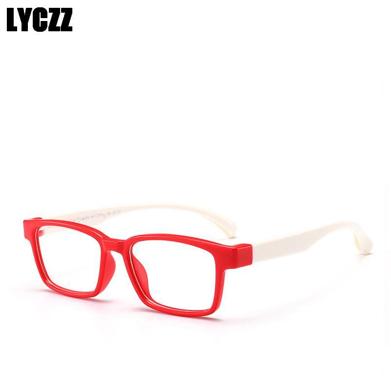 7f0c3717c 2019 LYCZZ 2019 Fashion Trend Eyewear Silicone Material Glasses Frame  Students Optical Eyeglass Oculos De Grau Masculino De Grife From  Rivelchang, ...