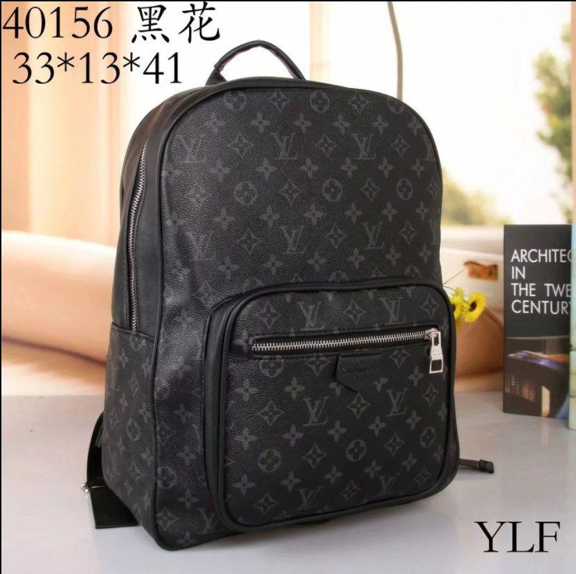 HOT Luxury Brand Mens Womens Bag School Bags PU Leather Fashion ... 85070de52a8e8