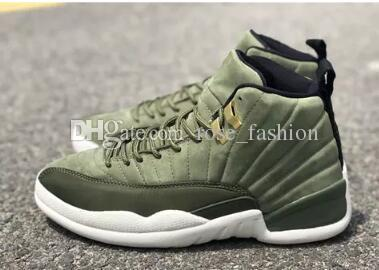 the best attitude 1cc90 9fa41 With Box 12s Graduation Pack Chris Paul Class Of 2003 Men Basketball Shoes  Cp3 Green Suede Xii Sports Sneakers 12 Michigan Unc Athletics